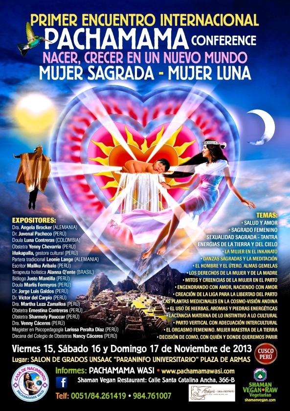 Afiche Retocado X MALLKU Ok Congreso 2013