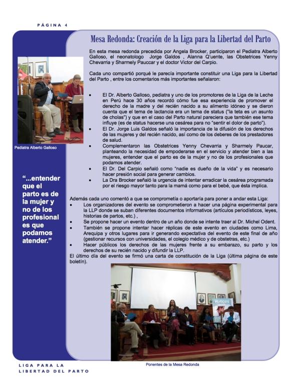 Pachamama Conference Boletín 4